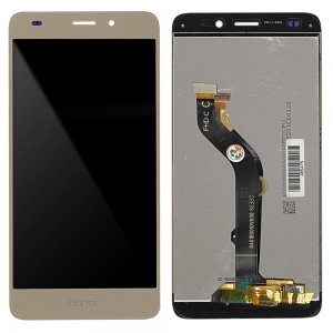 Huawei Honor 5C / Honor 7 Lite / GT3 - Full Front LCD Digitizer Gold