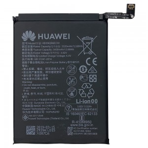 Huawei P Smart (2019) / Honor 10 Lite - Battery HB396286ECW 3400mAh 12.99Wh