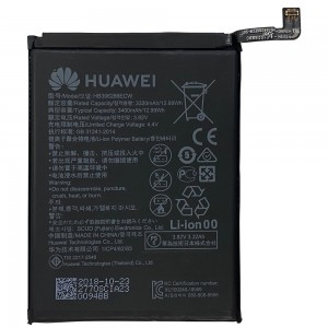 Huawei P Smart (2019)  / Honor 10 Lite - Original Used Battery HB396286ECW 3400mAh 12.99Wh (No Warranty)
