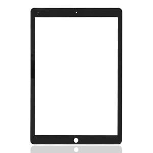 iPad Pro 12.9 2nd Gen - Front Glass Black