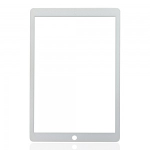 iPad Pro 12.9 2nd Gen - Front Glass White
