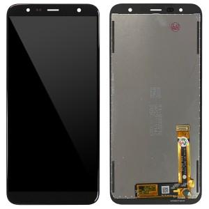 Samsung Galaxy J4+ J415 / J6+ 2018 J610 - Full Front LCD Digitizer (Original Remaded) Black