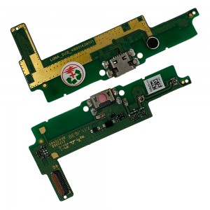Huawei Y3 II - Dock Charging Connector Board