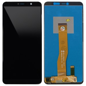 Wiko Y80 - Full Front LCD Digitizer Black
