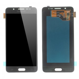 Samsung Galaxy J5 J510 2016 - Full Front LCD Digitizer Black (Original Remaded)