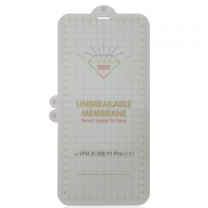 iPhone X / XS / 11 Pro - Hydrogel Membrane Film