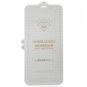 iPhone XR / 11  - Hydrogel Membrane Film