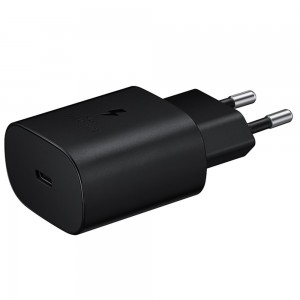Samsung S20 / S20+ - PD Wall Charger (25W) EP-TA800XBEGWW Black