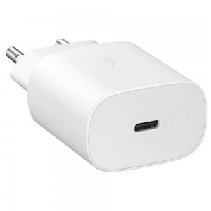 Samsung S20 / S20+ - PD Wall Charger (25W) EP-TA800XWEGWW White