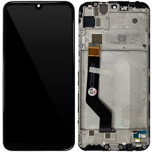 Xiaomi Mi Play - Full Front LCD Digitizer with Frame Black
