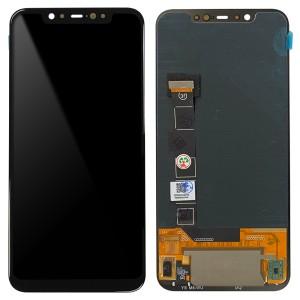 Xiaomi Mi 8 - Full Front LCD Digitizer Black