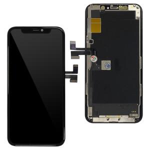 iPhone 11 Pro - Full Front OLED Digitizer Black ( Original Remaded )
