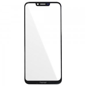 Huawei Honor Play - Front Glass Black