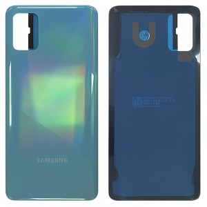 Samsung Galaxy A51 A515 - Battery Cover with Adhesive Prism Crush Blue
