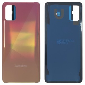 Samsung Galaxy A51 A515 - Battery Cover with Adhesive Prism Crush Pink