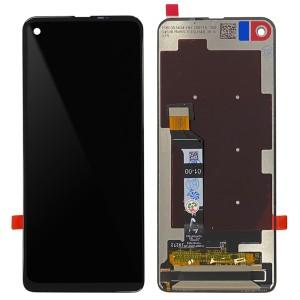 Motorola One Vision XT1970 - Full Front LCD Digitizer Black