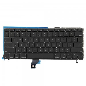 Macbook Pro Retina 13 inch A1502 (LATE 2013-EARLY 2015) - American Keyboard US Layout with Backlight