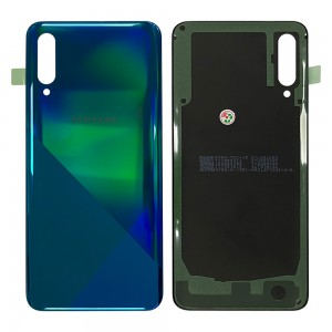 Samsung Galaxy A30s A307F - Battery Cover with Adhesive Prism Crush Green