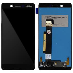 Nokia 7 - Full Front LCD Digitizer Black