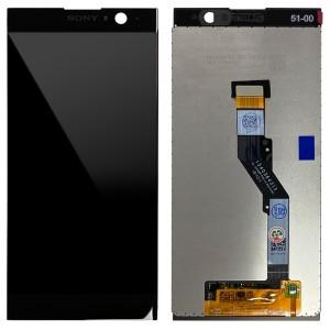 Sony Xperia XA2 Plus ( H4413 / H3413 / H4493 ) - Full Front LCD Digitizer Black