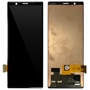 Sony Xperia 5 - Full Front LCD Digitizer Black