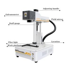 M-Triangel - 20W Fiber Laser Engraver Machine MG oneS