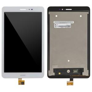 Huawei Mediapad T1 8.0 Pro 4G / T1-823 / T1-821 - Full Front LCD Digitizer White