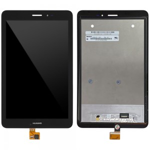 Huawei Mediapad T1 8.0 Pro 4G / T1-823 / T1-821 - Full Front LCD Digitizer Black