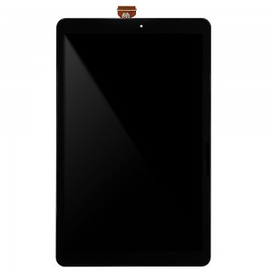 Samsung Galaxy Tab A 10.5 T590 / T595 - Full Front LCD Digitizer With Frame Black < Service Pack >