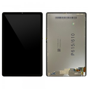 Samsung Galaxy Tab S6 Lite P610 / P615 - Full Front LCD Digitizer Black < Service Pack >