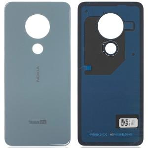 Nokia 7.2 TA-1196 - Battery Cover Ice