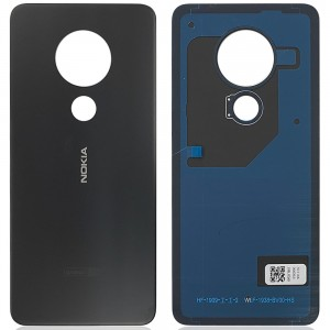 Nokia 7.2 TA-1196 - Battery Cover Charcoal