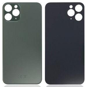 iPhone 11 Pro - Battery Cover with Big Camera Hole Green