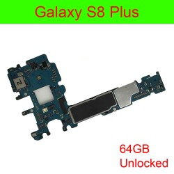 Samsung Galaxy S8 Plus G955 - Fully Functional Logic Board 64GB UNLOCKED