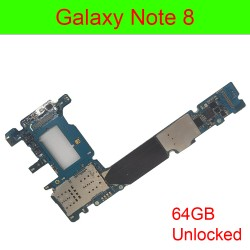 Samsung Galaxy Note 8 N950 - Fully Functional Logic Board 64GB UNLOCKED