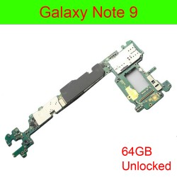 Samsung Galaxy Note 9 N960 - Fully Functional Logic Board 64GB UNLOCKED