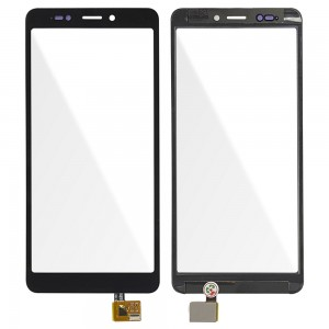 Wiko Jerry 3 - Front Glass Digitizer Black