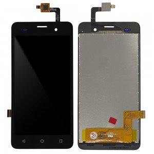 Wiko Jerry - Full Front LCD Digitizer Black