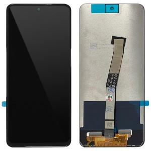 Xiaomi Redmi Note 9S / Redmi Note 9 Pro - Full Front LCD Digitizer Black
