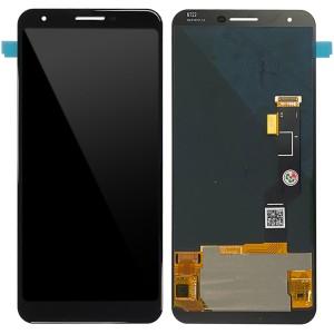 Google Pixel 3a XL - Full Front LCD / OLED Digitizer Black