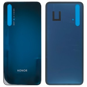 Huawei Honor 20 - Battery Cover with Adhesive Phantom Blue