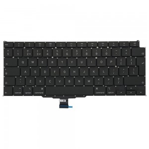 Macbook Air 13 inch Retina A2179 2020 - British Keyboard UK Layout with Backlight