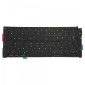 Macbook Air 13 inch Retina A1932 Late 2018 / 2019 - British Keyboard UK Layout with Backlight
