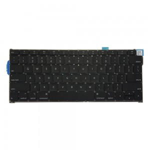 Macbook Air 13 inch Retina A1932 Late 2018/ 2019 - American Keyboard US Layout with Backlight