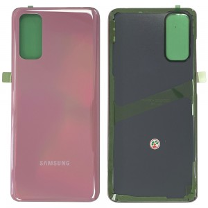 Samsung Galaxy S20 G980 - Battery Cover with Adhesive Cosmic Pink