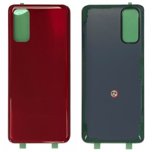 Samsung Galaxy S20 G980 - Battery Cover with Adhesive Aura Red