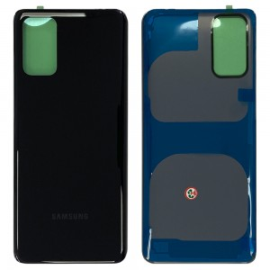 Samsung Galaxy S20+ G985 - Battery Cover with Adhesive Cosmic Black