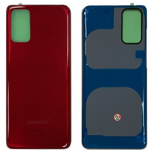 Samsung Galaxy S20+ G985 - Battery Cover with Adhesive Aura Red