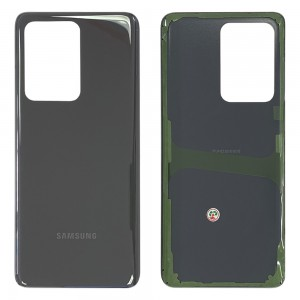 Samsung Galaxy S20 Ulta / S20 Ultra 5G - Battery Cover with Adhesive Cosmic Grey