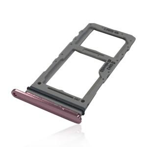 Samsung Galaxy S20 G980 - Sim 1 & Sim 2 / Micro SD Carte Tray Cloud Pink